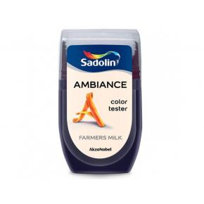 Тестер краски Sadolin Ambiance Farmers Milk - интернет-магазин tricolor.com.ua