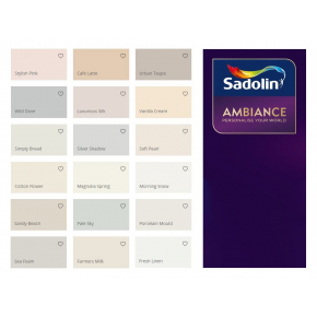 Тестер краски Sadolin Ambiance Silver Shadow - изображение 3 - интернет-магазин tricolor.com.ua