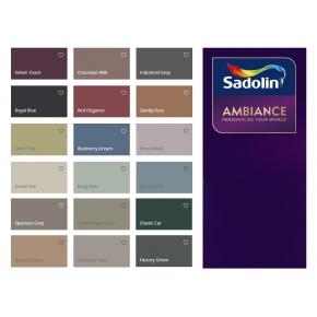 Тестер краски Sadolin Ambiance Fresh Linen - изображение 2 - интернет-магазин tricolor.com.ua