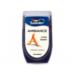 Тестер краски Sadolin Ambiance Fresh Linen - интернет-магазин tricolor.com.ua