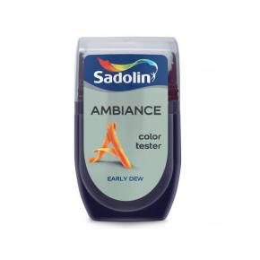 Тестер краски Sadolin Ambiance Early Dew