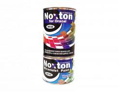 Флуоресцентная краска для оракала и самокл. пленки NoxTon for Oracal белая - изображение 2 - интернет-магазин tricolor.com.ua