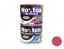 Флуоресцентная краска для оракала и самокл. пленки NoxTon for Oracal красная