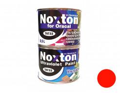 Флуоресцентная краска для оракала и самокл. пленки NoxTon for Oracal оранжевая