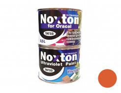 Флуоресцентная краска для оракала и самокл. пленки NoxTon for Oracal темно-оранжевая