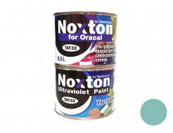 Флуоресцентная краска для оракала и самокл. пленки NoxTon for Oracal голубая