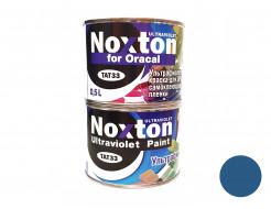 Флуоресцентная краска для оракала и самокл. пленки NoxTon for Oracal темно-синяя