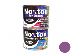 Флуоресцентная краска для оракала и самокл. пленки NoxTon for Oracal фиолетовая