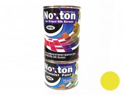 Флуоресцентная краска для оракала и самокл. пленки NoxTon Silk Screen for Oracal желтая