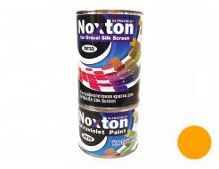 Флуоресцентная краска для оракала и самокл. пленки NoxTon Silk Screen for Oracal темно-желтая