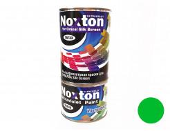 Флуоресцентная краска для оракала и самокл. пленки NoxTon Silk Screen for Oracal зеленая