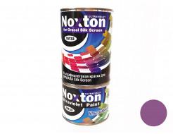 Флуоресцентная краска для оракала и самокл. пленки NoxTon Silk Screen for Oracal фиолетовая