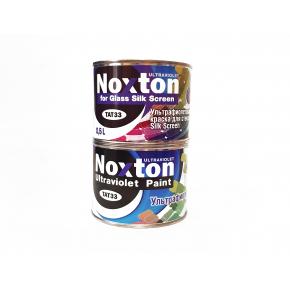 Флуоресцентная краска для стекла NoxTon Silk Screen for Glass белая - изображение 2 - интернет-магазин tricolor.com.ua