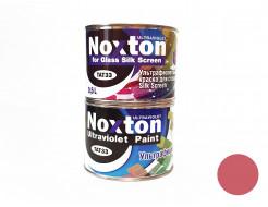 Флуоресцентная краска для стекла NoxTon Silk Screen for Glass светло-фиолетовая