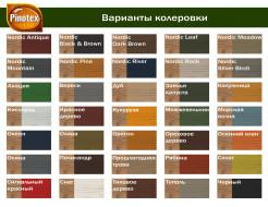 Краска фасадная Pinotex Wood Paint Aqua база ВМ - изображение 2 - интернет-магазин tricolor.com.ua