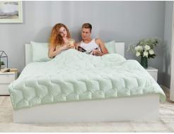 Комплект Dormeo AdaptiveGO АдаптивГоу мятный одеяло 200х200 и подушка 50х70 - изображение 2 - интернет-магазин tricolor.com.ua