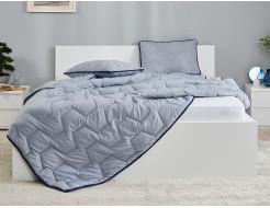 Комплект Dormeo AdaptiveGO АдаптивГоу серый одеяло 140х200 и подушка 50х70 - изображение 6 - интернет-магазин tricolor.com.ua
