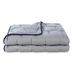 Комплект Dormeo AdaptiveGO АдаптивГоу серый одеяло 140х200 и подушка 50х70 - изображение 4 - интернет-магазин tricolor.com.ua