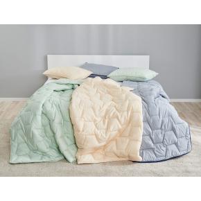 Комплект Dormeo AdaptiveGO АдаптивГоу серый одеяло 200х200 и подушка 50х70 - изображение 7 - интернет-магазин tricolor.com.ua