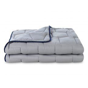 Комплект Dormeo AdaptiveGO АдаптивГоу серый одеяло 200х200 и подушка 50х70 - изображение 2 - интернет-магазин tricolor.com.ua