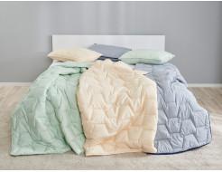 Комплект Dormeo AdaptiveGO АдаптивГоу кремовый одеяло 200х200 и подушка 50х70 - изображение 3 - интернет-магазин tricolor.com.ua