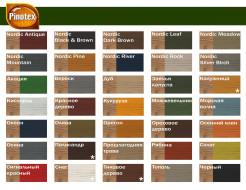 Лазурь фасадная Pinotex Wood Paint Extreme Lasur самоочищающаяся - изображение 2 - интернет-магазин tricolor.com.ua