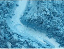 Перламутр PBS/10-60 мк небесно голубой Tricolor - изображение 7 - интернет-магазин tricolor.com.ua
