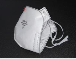 Респиратор Бук-3 FFP3 без клапана с носовым зажимом - изображение 5 - интернет-магазин tricolor.com.ua