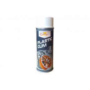 Спрей-краска жидкая резина Champion Plastic Gum RAL 9003 белая - интернет-магазин tricolor.com.ua