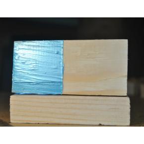 Декоративная краска с эффектом металлик Aurum AtrMetall голубая бронза - изображение 3 - интернет-магазин tricolor.com.ua