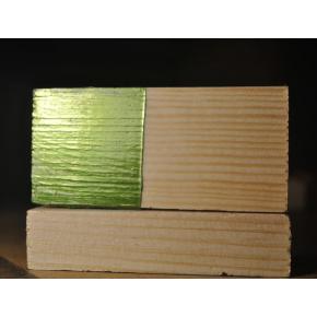 Декоративная краска с эффектом металлик Aurum AtrMetall зеленая бронза - изображение 2 - интернет-магазин tricolor.com.ua