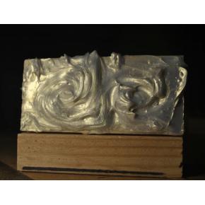 Декоративная краска с эффектом металлик Aurum AtrMetall жемчужина - изображение 2 - интернет-магазин tricolor.com.ua