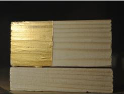 Декоративная краска с эффектом металлик  Aurum AtrMetall светлое золото - изображение 3 - интернет-магазин tricolor.com.ua