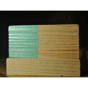 Декоративная краска с эффектом металлик Aurum AtrMetall изумруд - изображение 3 - интернет-магазин tricolor.com.ua