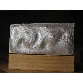 Декоративная краска с эффектом металлик Aurum AtrMetall серебро - изображение 2 - интернет-магазин tricolor.com.ua