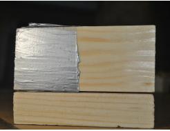Декоративная краска с эффектом металлик  Aurum AtrMetall темное серебро - изображение 3 - интернет-магазин tricolor.com.ua