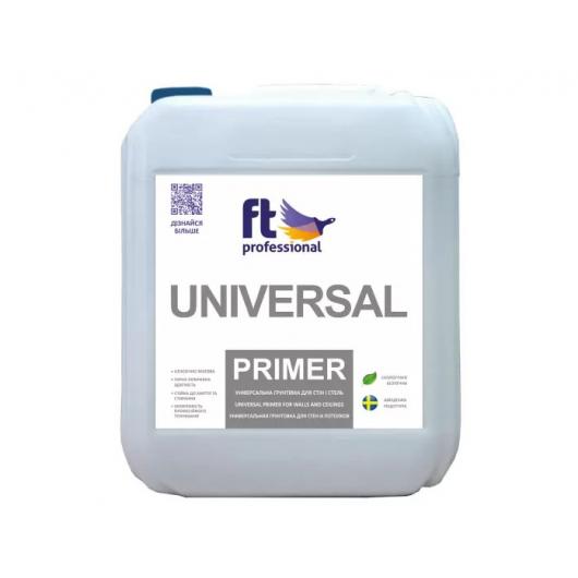 Грунт универсальный FT Pro Universal Primer для внутренних и наружных работ