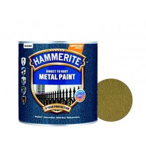 Краска антикоррозийная Hammerite молотковая Медная