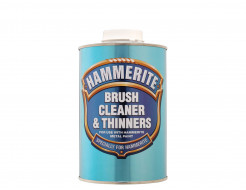 Растворитель Hammerite Brush cleaner and thinners - изображение 2 - интернет-магазин tricolor.com.ua