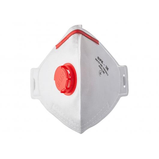 Респиратор Бук-3К FFP3 с клапаном - интернет-магазин tricolor.com.ua