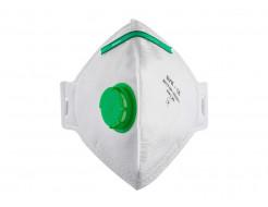 Респиратор Бук-1К FFP1 с клапаном - интернет-магазин tricolor.com.ua