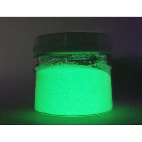 Люминесцентный пигмент Люминофор зеленый Tricolor 5-15 микрон - изображение 4 - интернет-магазин tricolor.com.ua