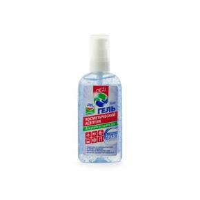 Косметический гель-асептик Dezi для ухода за кожей рук - изображение 2 - интернет-магазин tricolor.com.ua