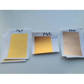 Перламутр PGY-300/10-60 мк желтое золото Tricolor - изображение 2 - интернет-магазин tricolor.com.ua