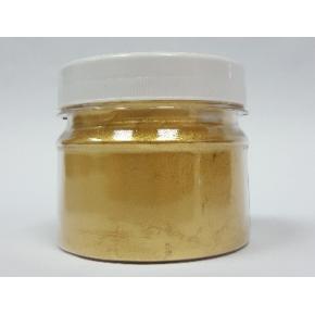 Перламутр PGY-300/10-60 мк желтое золото Tricolor - интернет-магазин tricolor.com.ua