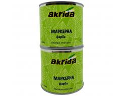 Краска интерьерная маркерная Akrida прозрачная