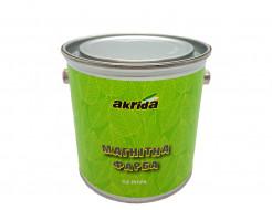 Краска интерьерная магнитная Akrida серая - изображение 2 - интернет-магазин tricolor.com.ua