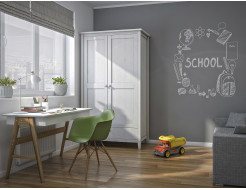 Интерьерная грифельная краска Akrida серая - изображение 2 - интернет-магазин tricolor.com.ua