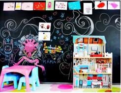 Интерьерная магнитно-грифельная краска Akrida 2 в 1 черная - изображение 4 - интернет-магазин tricolor.com.ua