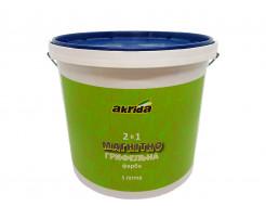 Интерьерная магнитно-грифельная краска Akrida 2 в 1 черная - изображение 3 - интернет-магазин tricolor.com.ua